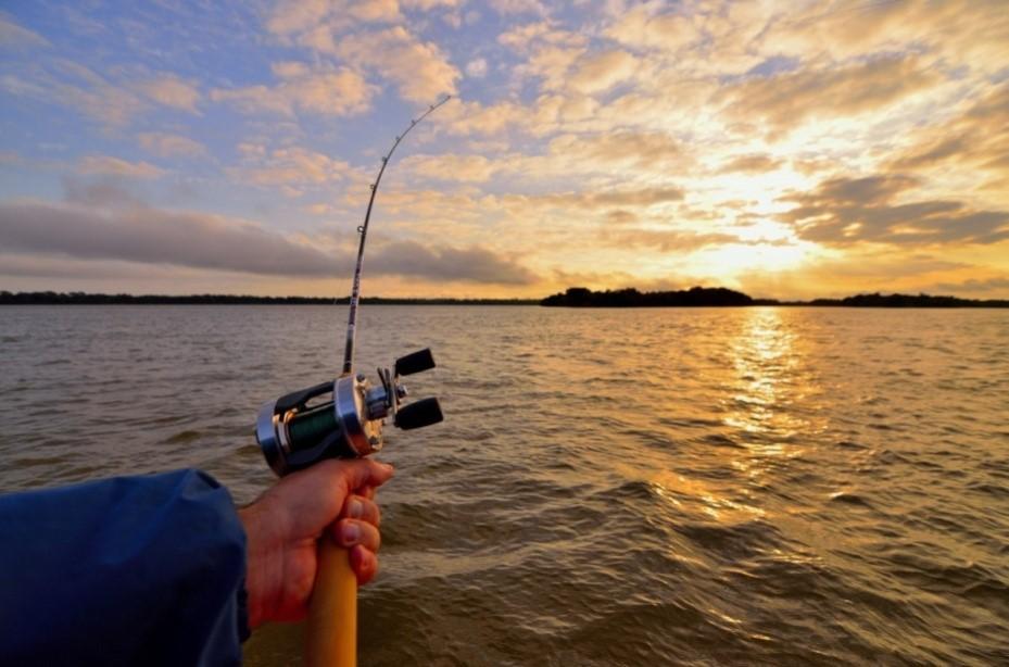 pesca en casa rural la alcarria