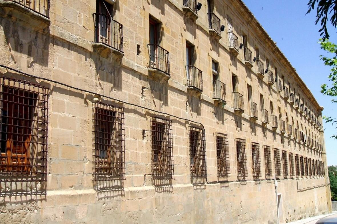 edificio de La mrced